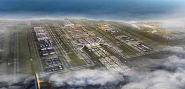 3. Havalimanı'nın Ne Kadarı Tamamlandı?