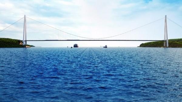 3. Köprü Yabancının da İlgisini Çekti