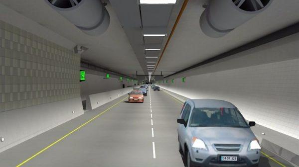 Avrasya Tüneli'ne Yeni Yol Planı