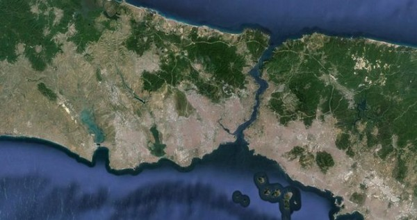 """""""İstanbul'un Yüzde 45'i Orman"""""""