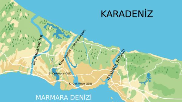 Kanal İstanbul'un Statüsü Belli Oldu