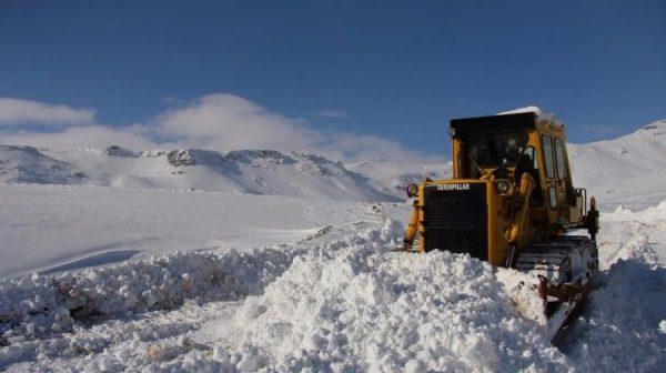 Kar Çilesini Bitirecek Çözüm Van'da Başladı