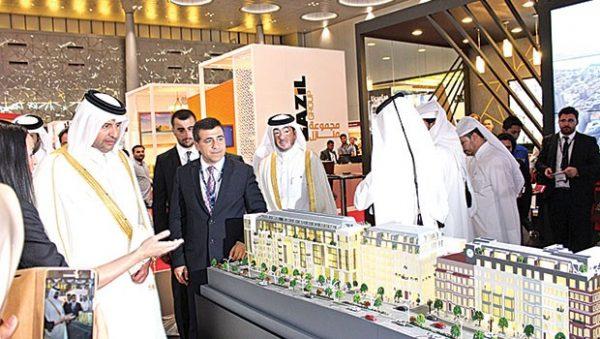 Katar Beyoğlu'na 'Tarla'dan Giriyor