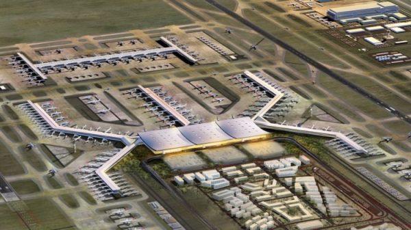 3. Havalimanı'nda Yerli İnadı!