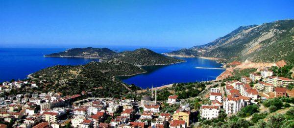 İngilizler Antalya'da Boş Villa Bırakmadı!