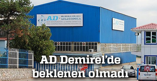 Kocaeli AD- Demirel Çelik Konstrüksyon Fabrikası icradan satılıyor!