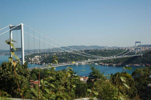 Boğaziçi Köprüsü'nün İsmi Değiştiriliyor