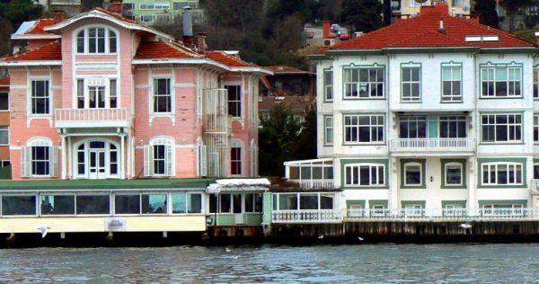 Diziler Nedeniyle Villa Fiyatları Artıyor