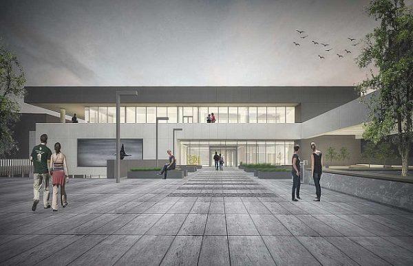 Kendi Enerjisini Üreten Bir Kültür Merkezi İnşa Ediliyor