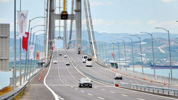 Osmangazi Köprüsü'nde Geç, Geçme 40 Dolar!