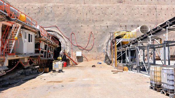 En Uzun Demiryolu Tünelinde Çalışmalar Hızlandı