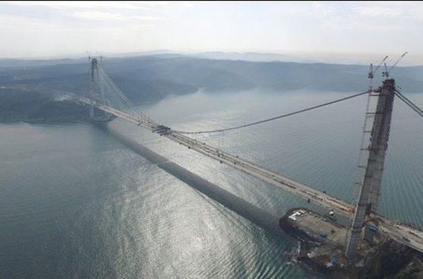 3. Köprünün Geçiş Ücreti Belli Oldu!