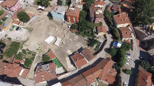 Bursa'daki Hisar Arkeopark'ta 'Mitras Mozaği' Bulundu