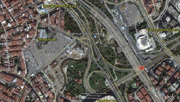 Kurbağalıdere'ye Otel Projesi İptal