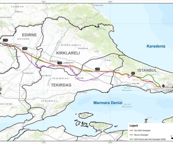 Türkiye Avrupa'ya Hızlı Tren İle Bağlanacak