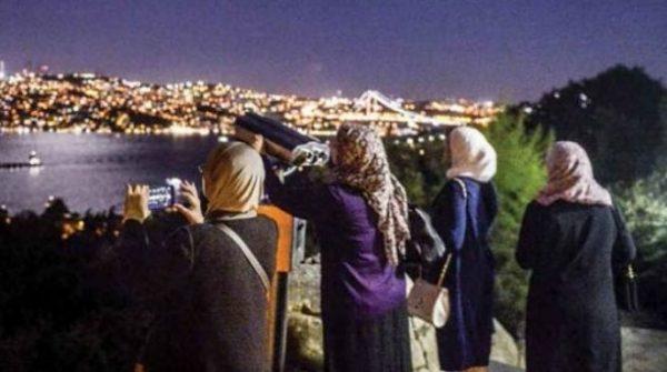 Türkiye Müslüman Turistlerin İlk 3 Tercihinde!