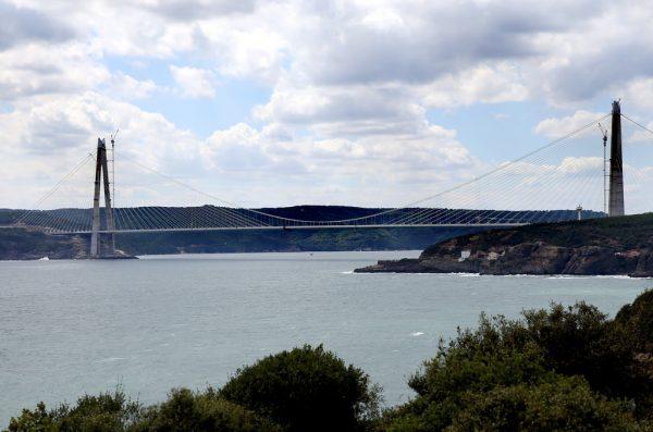 """""""Yavuz Sultan Selim Köprüsü"""" Açılıyor!"""