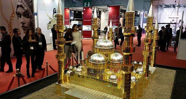 Altından Çamlıca Camii