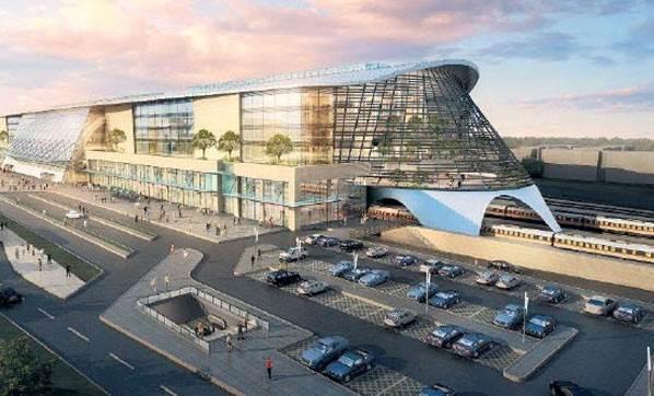 Ankara YHT (Yüksek Hızlı Tren) Garı Yarın Açılıyor