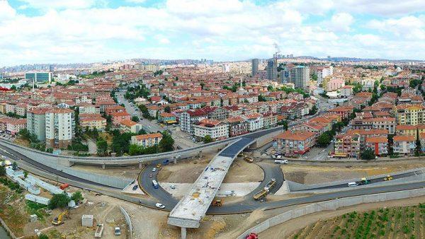 Başkentte 88 Projeye Toplu Açılış!