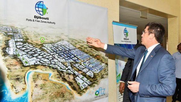 Afrika Pazarının Kapısı Cibuti İle Aralanıyor!