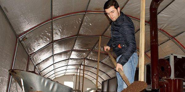 İşsiz Genç Solucan Gübresi Üretim Tesisi Kurdu