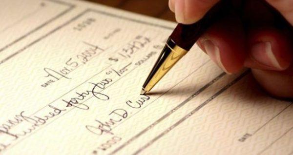 Karşılıksız Çekler İçin Yapılan Ödeme Miktarı Artırıldı