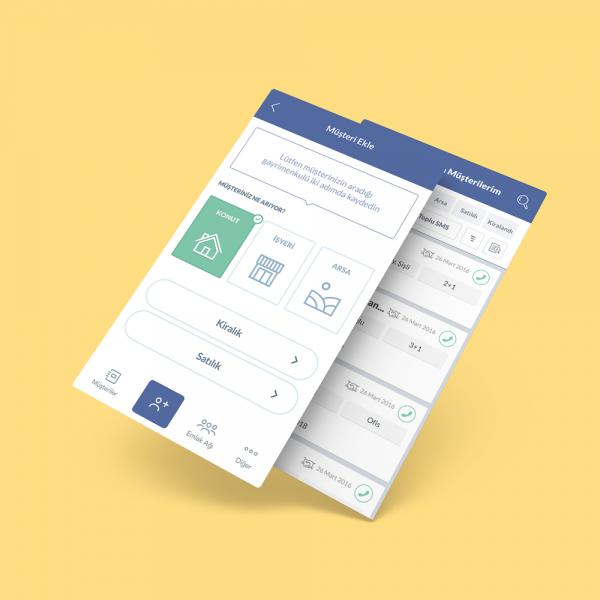 EmlakCep, Emlakçılara Özel Müşteri Uygulamasıyla İşe Hızlı Başladı