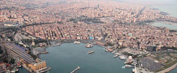 """Kadıköy'deki Binalara """"15 Kat"""" Düzenlemesi"""