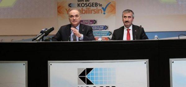 KOSGEB 2017 Yılı Faizsiz Kredi Başvuruları Başladı!