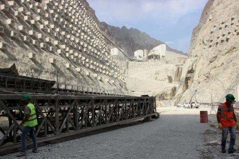 Yusufeli Barajı ve HES 2021 Yılında Açılacak