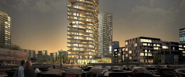 Çevreci Binalar ve Daha Yeşil Kentler İçin 'Ağacın İzinde' Mimari Yapılaşma