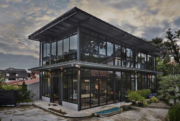 """Depreme Karşı """"Çelik Konstrüksiyon Ev Villa"""" Önerisi"""