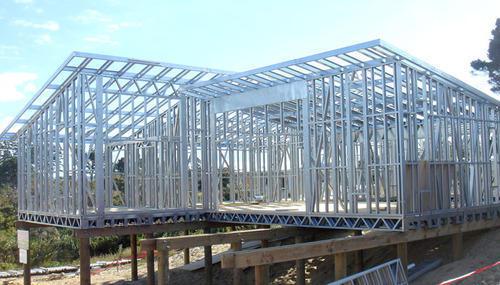 Hafif Çelik Villa – Hafif Çelik Ticari Yapılar – Hafif Çelik Endüstriyel Yapılar