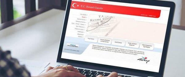 """Mersin ve Konya'da Bazı Yerler """"Riskli Alan"""" İlan Edildi"""