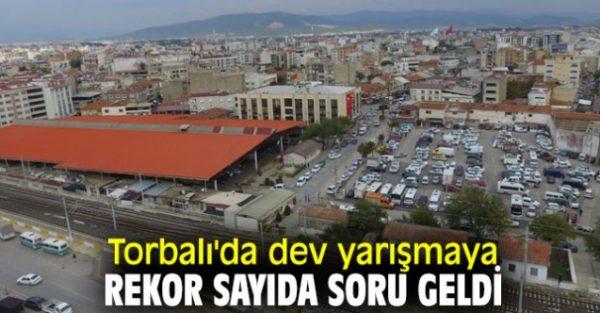Torbalı Belediyesi Belediye Hizmet Binası Yarışmaya Rekor Katılım Bekleniyor