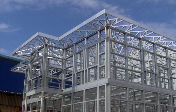 Hafif Çelik Evler Nedir, Çelik Ev Villa Mimarı İdris YAĞMAHAN