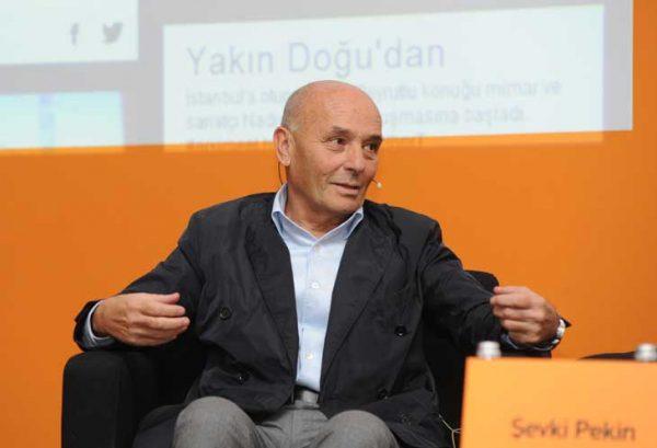 Mimar Sinan Büyük Ödül Sahibi Mimar Şevki PEKİN'i Kaybettik!
