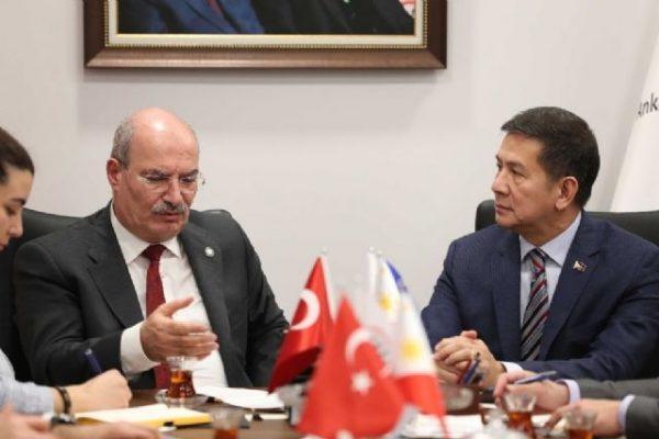Filipinler'den Türk İnşaat Sektörüne Yatırım Daveti