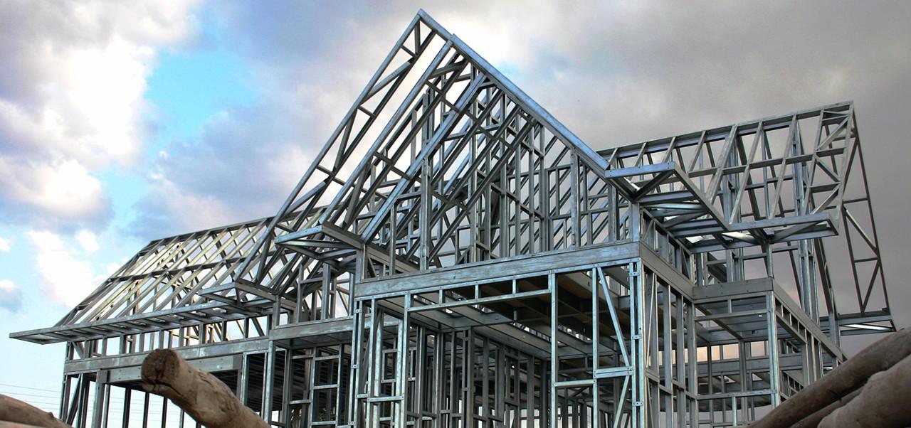 Hafif Çelik Ev Villa Yapı Bina Teknik Özellikleri