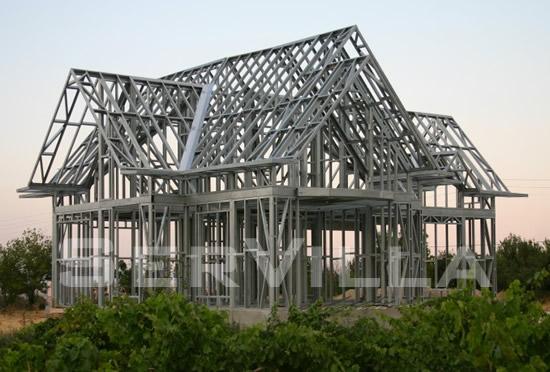 Hafif Çelik Ev Villa Sistemleri İle Tanıştınız Mı?