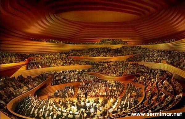 [Mimari Tasarım]-Konferans Salonları ve Konferans Merkezleri