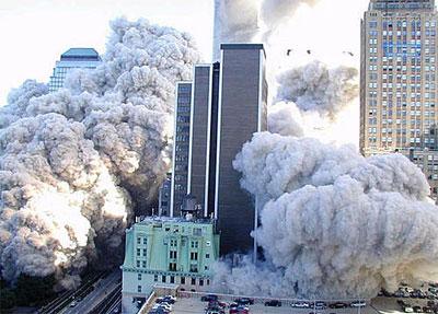 İkiz Kuleler Neden Çöktü ?